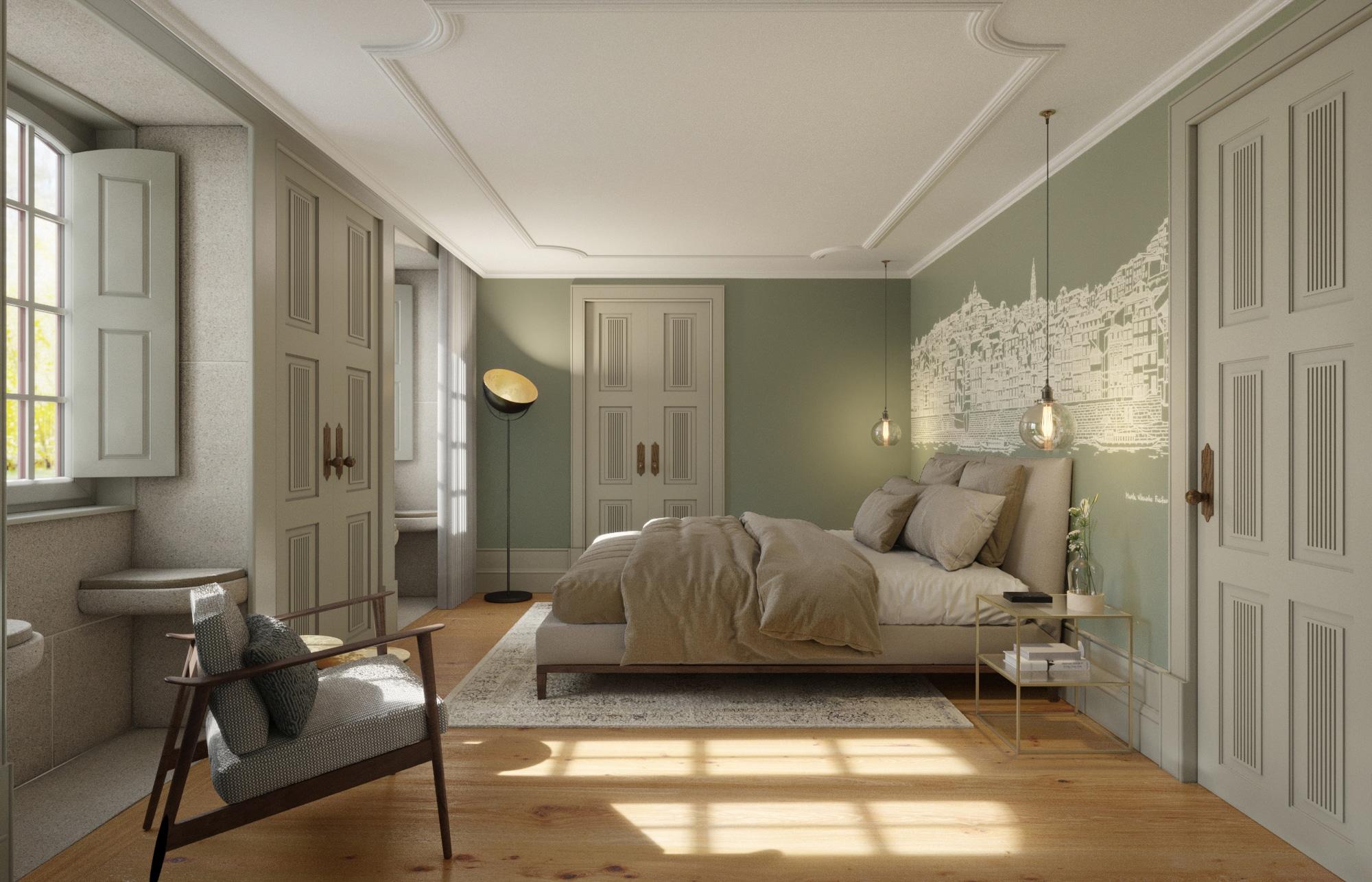 Room-BUGANVÍLIA